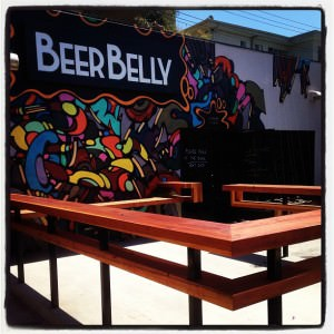 beer belly porch