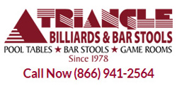 triangle billiards